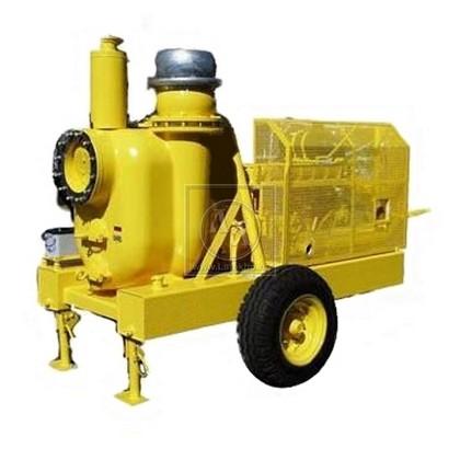 Установка строительного водопонижения VARISCO SIMPLE JD 12-400 G10 RZD24 V02 (Италия)