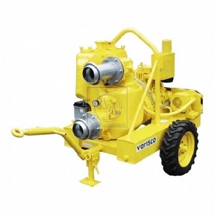 Установка строительного водопонижения VARISCO SIMPLE JD 4-250 G10 FLD16 V02 (Италия)
