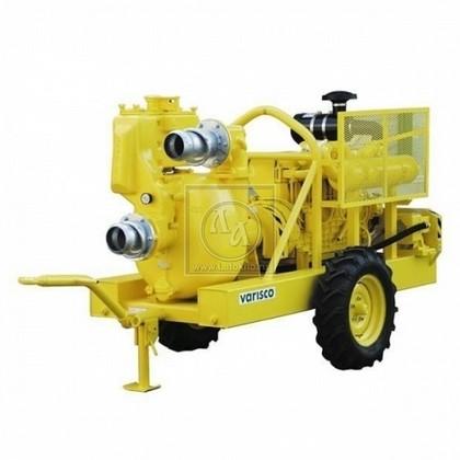 Установка строительного водопонижения VARISCO SIMPLE JD 6-350 G10 SVM17 V02 (Италия)
