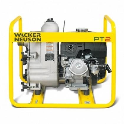 Бензиновая мотопомпа  WACKER PT2A (Германия)